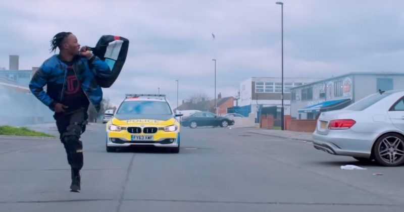 "Naira Marley gets in a goofy chase with the cops in his music video for ""Japa"" - The Native"