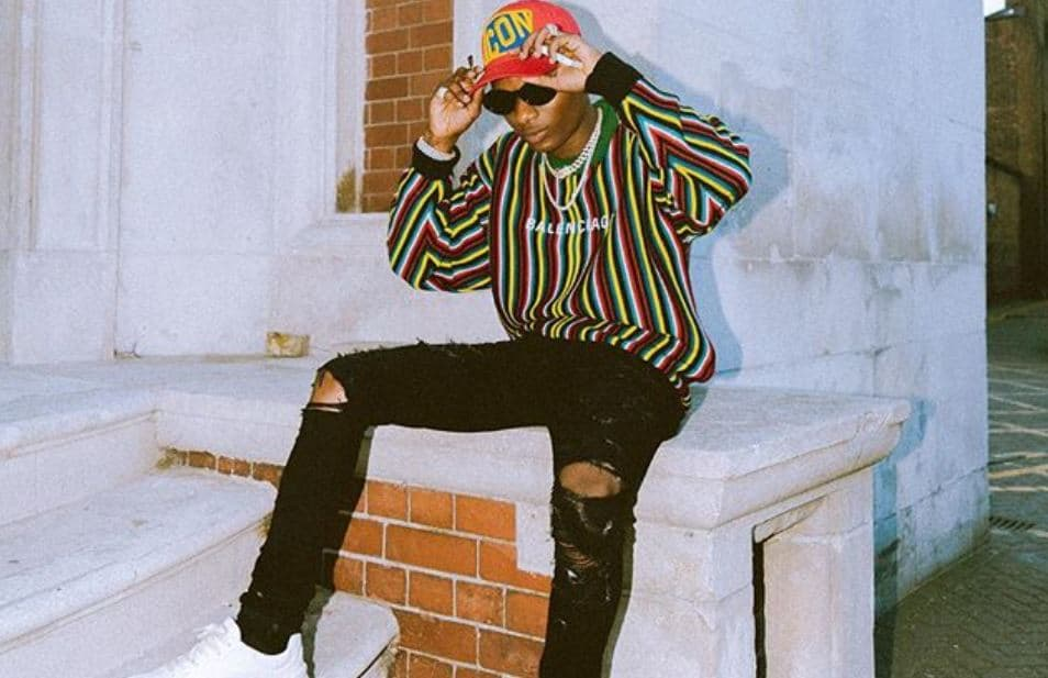 """Wizkid teams up with Afro B to remix smash-hit, """"Drogba"""""""