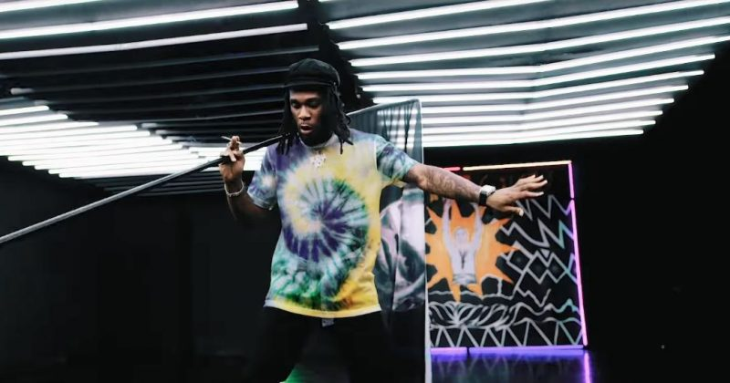 """Burna Boy releases overwhelming video for """"Ye"""" - The Native"""
