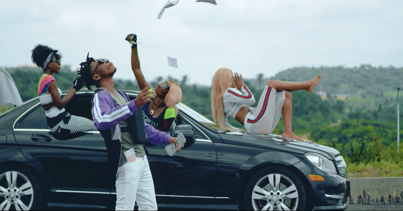 "Watch Mayorkun on his latest ""Posh"" and ""Fantasy"" - The Native"