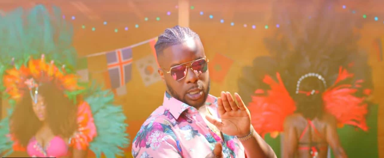 """See Maleek Berry in carnival-themed video for """"Gimme Life"""""""