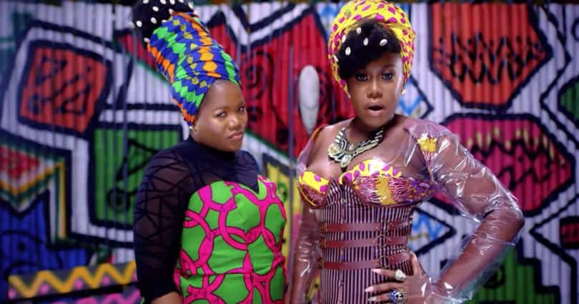 "Check out the video for Niniola's and Busiswa ""Magun"" remix"