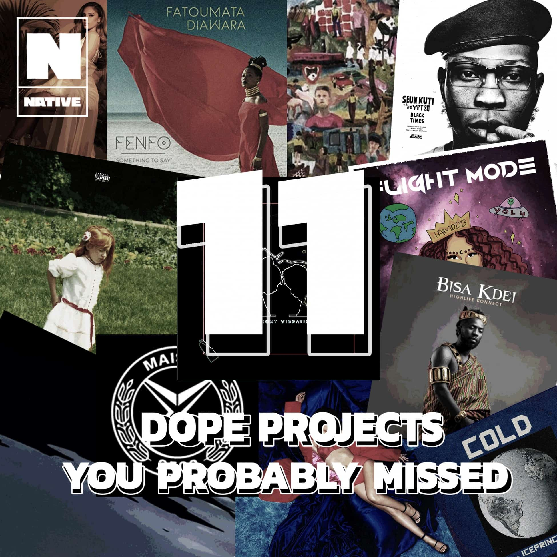 The NATIVE Presents: 11 dope projects you probably missed