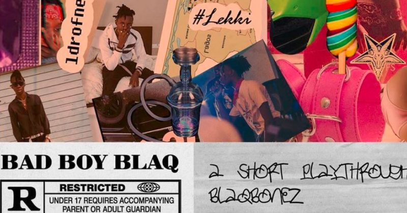 Essentials: 'Bad Boy Blaq' by Blaqbonez - The native