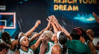 Nigeria's D'Tigress win the 2019 Africa Women's Basketball Championship