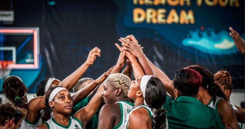 Nigeria's D'Tigress win the 2019 Africa Women's Basketball Championship