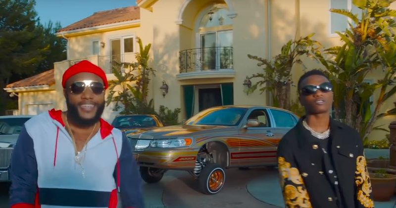 """See Kcee and Wizkid's video for """"Psycho"""" - The Native"""