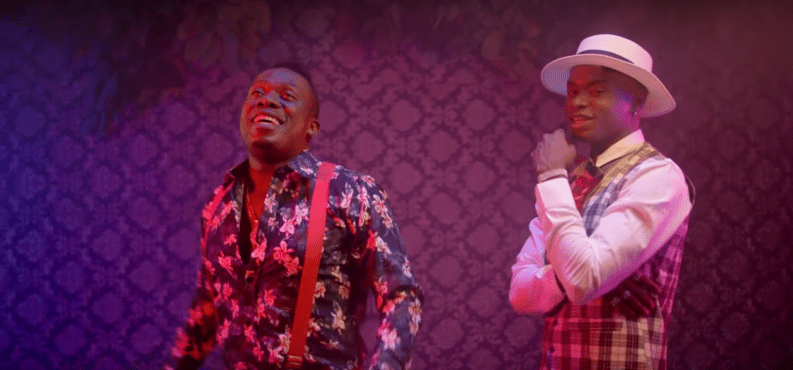 """Watch Duncan Mighty and Lil Kesh team up for """"Flenjo"""""""