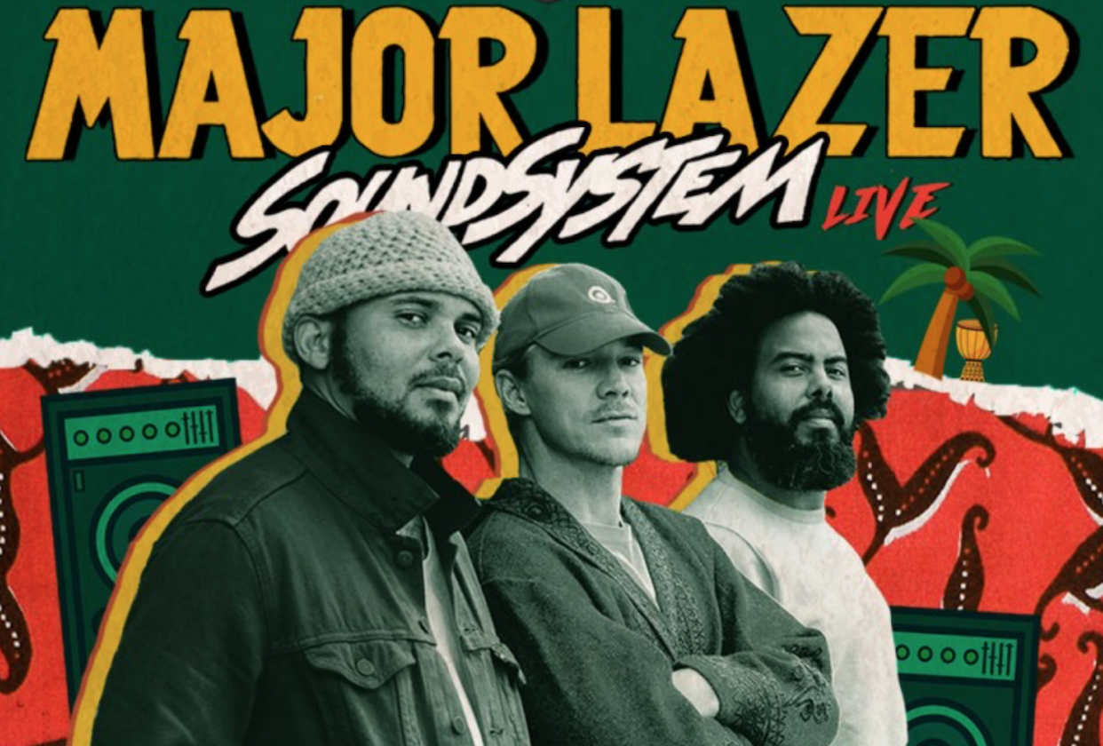 Major Lazer set to perform in Lagos for tour at Hard Rock