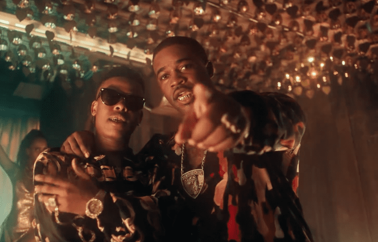 """Nasty C has a new video, """"King"""" with A$AP Ferg: Watch"""