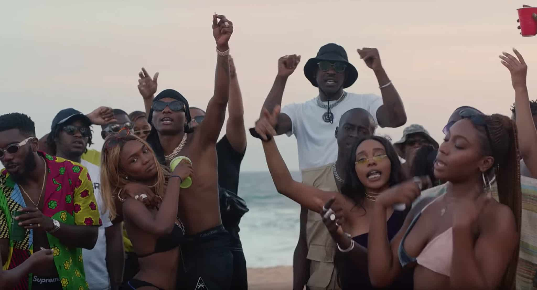 "Lagos luxury sets tone for Skepta and Wizkid's vacation-themed video for ""Energy"""
