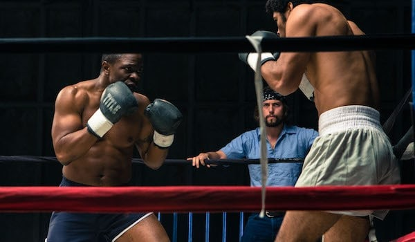 Gbenga Akinnagbe set to play boxer, George Lee Martin in biopic