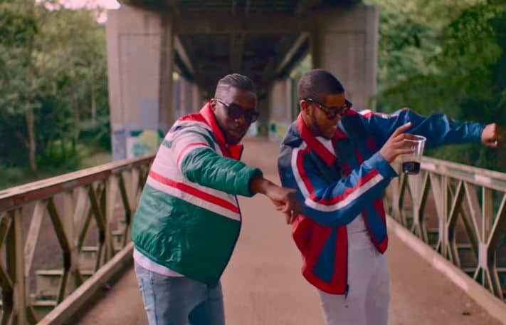 """Watch Maleek Berry and Chip on the video for """"Love U Long Time"""""""