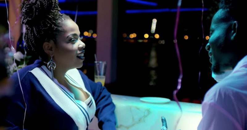 Watch Shekhinah feature Mr Eazi on the remix for