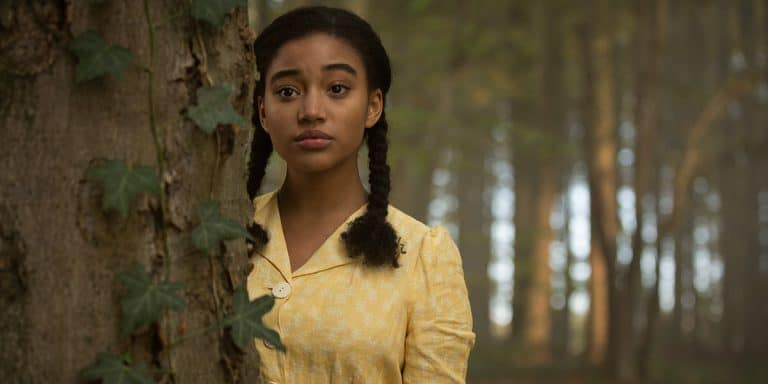 Amma Asante directs 'Where The Hand Touch', starring Amandla Stenberg and George MacKay