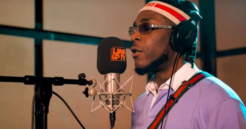 "Watch Burna Boy drop a new freestyle on ""Behind Barz"" - The Native"