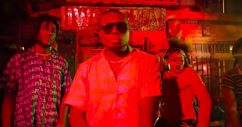 "Watch Mr Dutch and Burna Boy strut their stuff in music video for ""E No Finish"" - The Native"