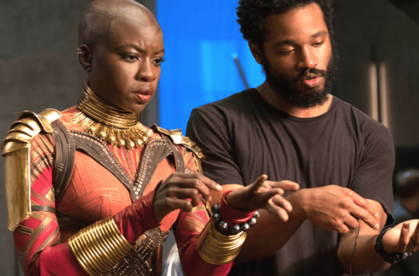 Ryan Coogler has signed a deal to write and direct 'Black Panther 2'