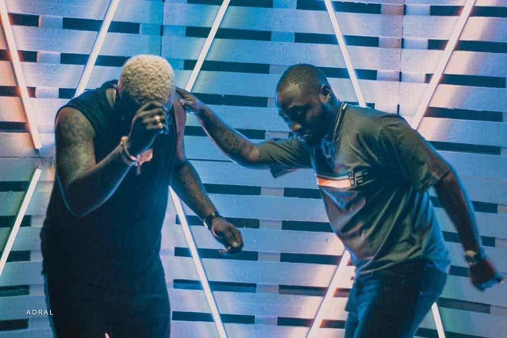 Watch Davido and Skales in 'Currency'