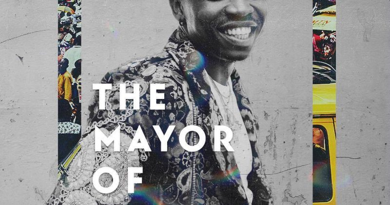 Mayorkun is bringing us a Lagos-city themed debut project