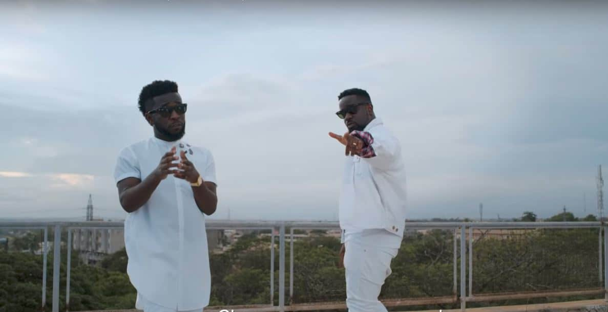 "See Bisa Kdei's heartwarming recounts of his climb to fame in ""Pocket"" music video"