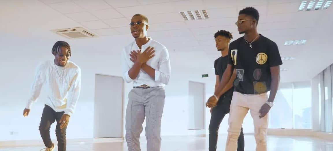 "Kuami Eugene, Darkovibes and Kwesi Arthur make DJ Breezy's ""Back 2 Sender"""