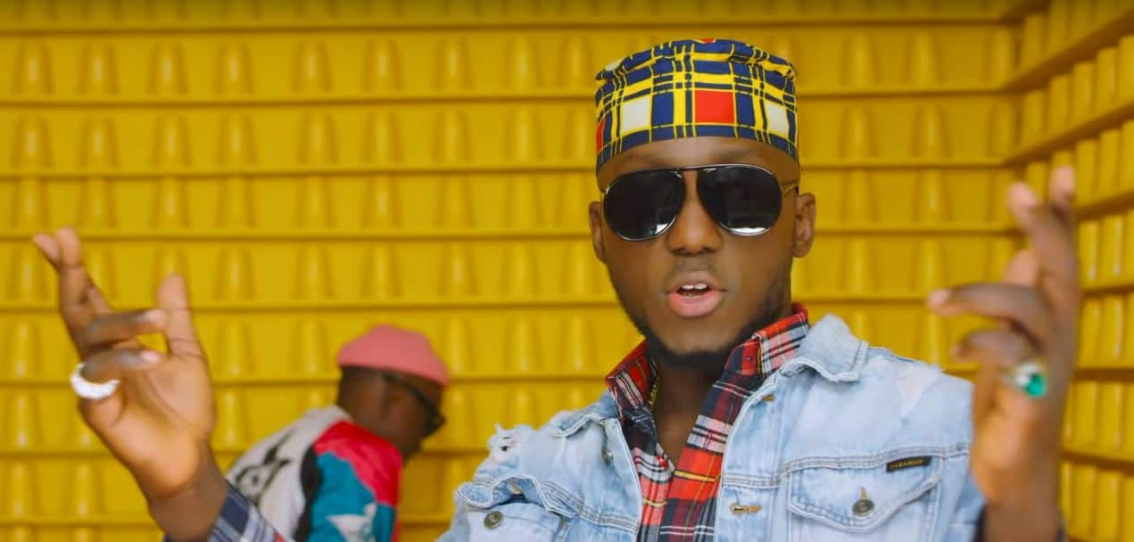 "See DJ Spinall and Dotman in ""Omoge"""