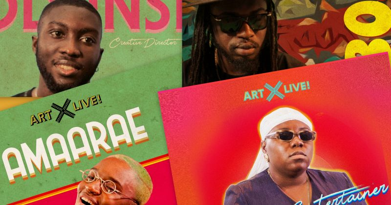 The NATIVE Exclusive: ART X Lagos is bringing the 'Sonic Archives' to life with Odunsi