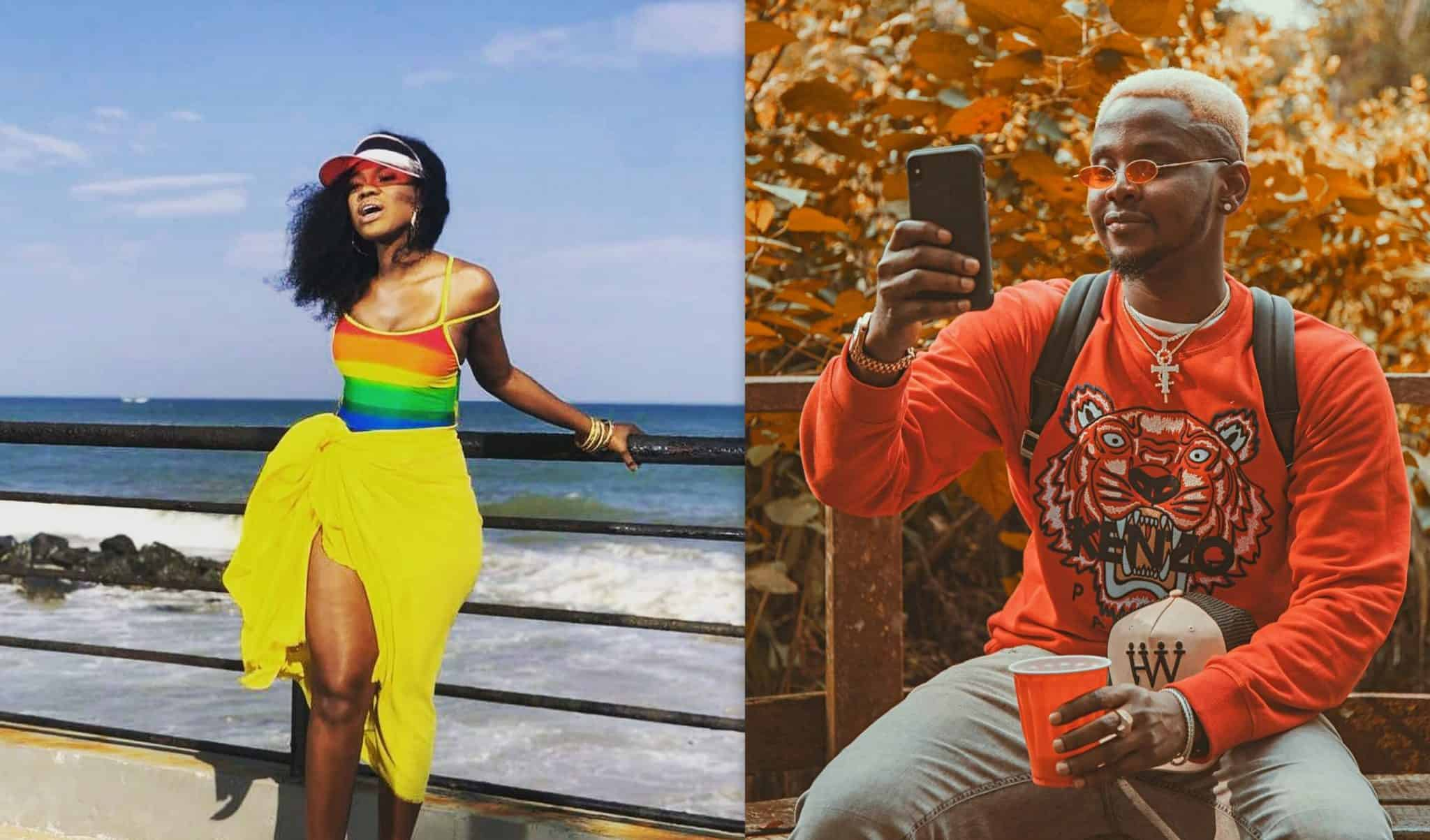 "Becca and Kizz Daniel's ""Gina"" is a romantic Afropop duet"