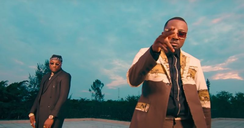 "Ice Prince and Peruzzi live lavish in the music video for ""Yawa"" - The Native"