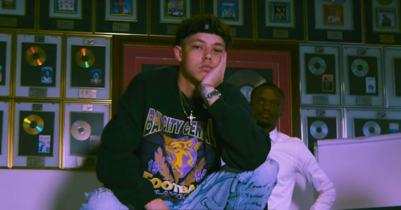 """J Molley has a message for haters in his """"Leader of the Wave"""" music video - The Native"""