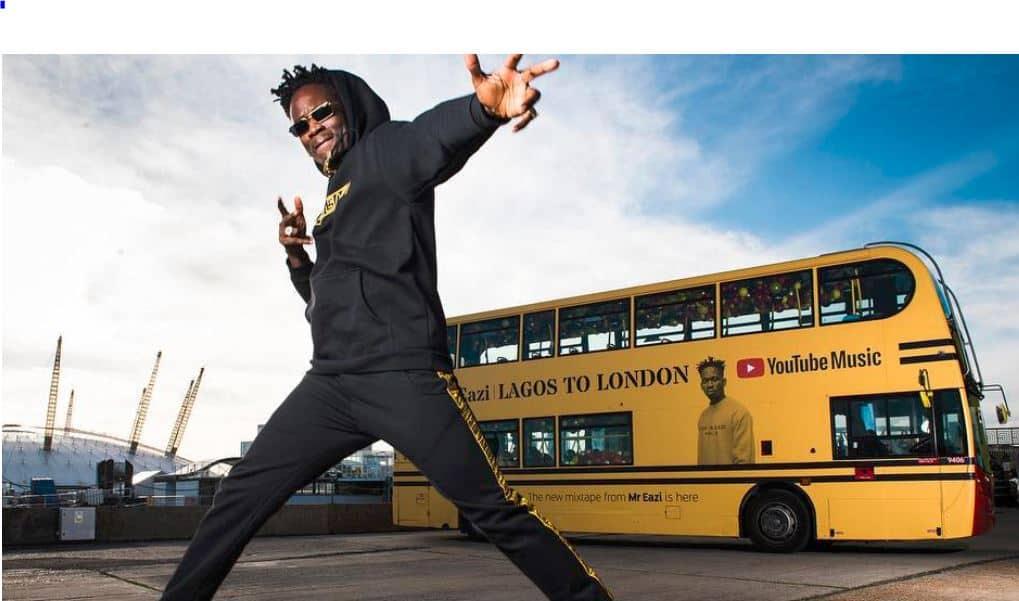 Essentials: Mr Eazi's 'Life is Eazi, Vol. 2 – Lagos to London'