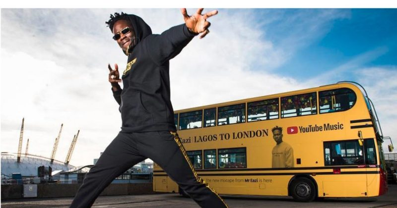 Essentials: Mr Eazi's 'Life is Eazi, Vol. 2 - Lagos to London' - The Native