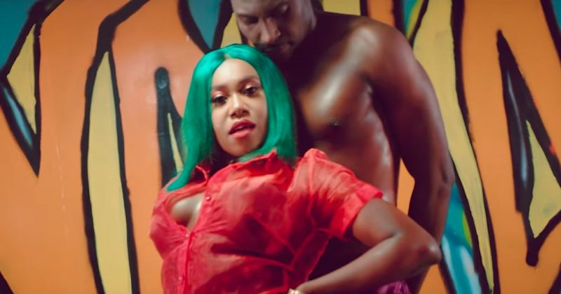 "Niniola toes the lines between innocent and raunchy in her music video for ""Bana"" - The Native"