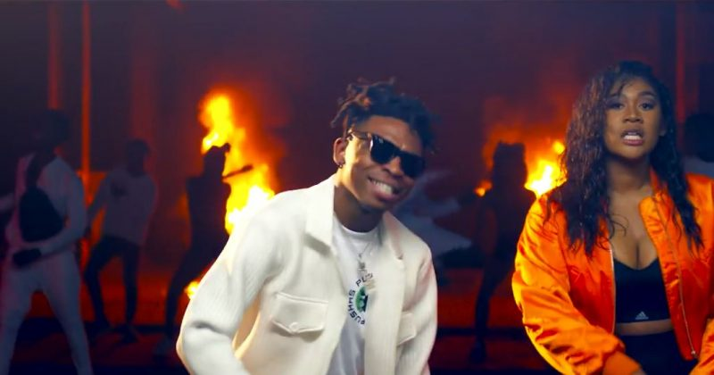"""Watch the music video for """"50/50"""" by Rose May Alaba and Mayorkun - The Native"""
