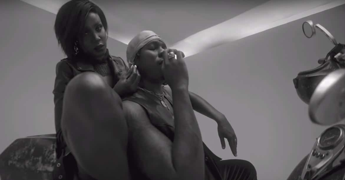 """Watch the sexy music video for Seyi Shay and Runtown's """"Gimme Love"""""""