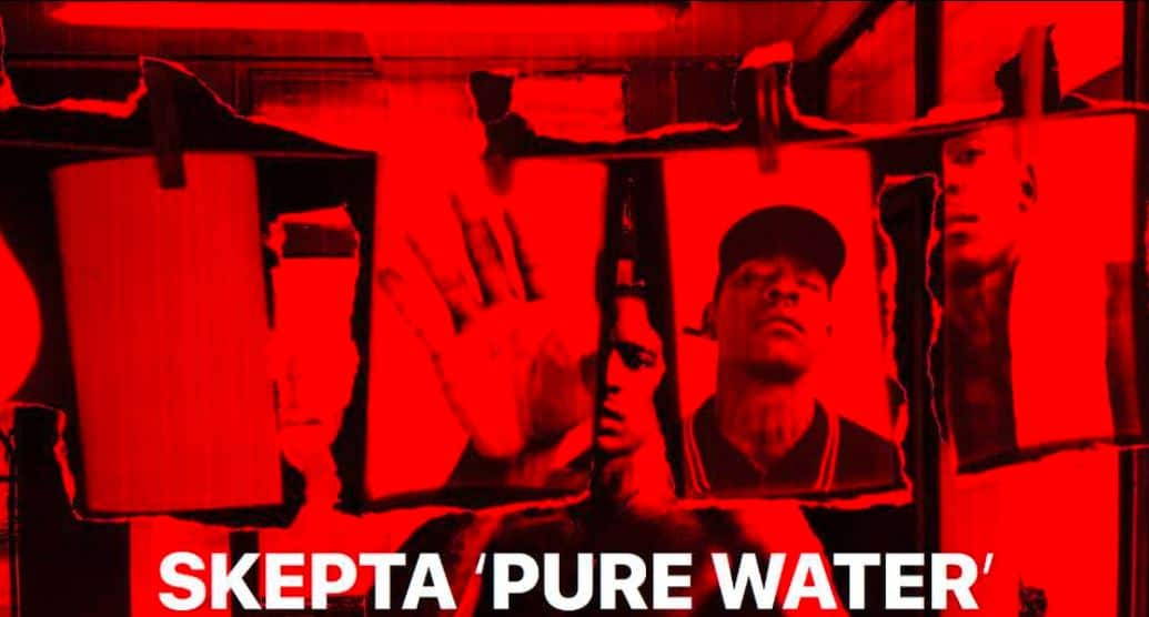 "Watch Skepta work with the negatives in his music video for ""Pure Water"""