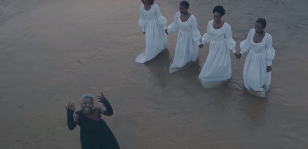"""See the music video for Temmi Ovwasa's convention challenging single, """"Holy Water"""""""