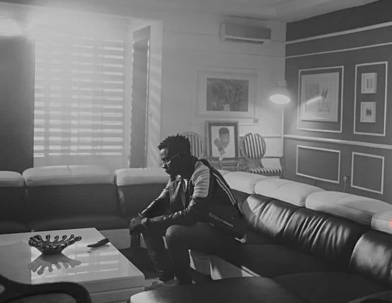 """Watch Kizz Daniel and Davido link up for their second collaboration """"One Ticket"""""""