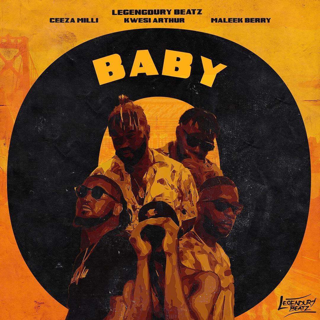 "Close out the year with Legendury Beatz' ""O! Baby"" with Ceeza Milli, Maleek Berry and Kwesi Arthur"