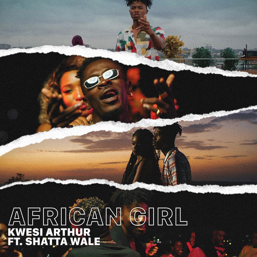 "Kwesi Arthur and Shatta Wale release ""African Girl"" video"