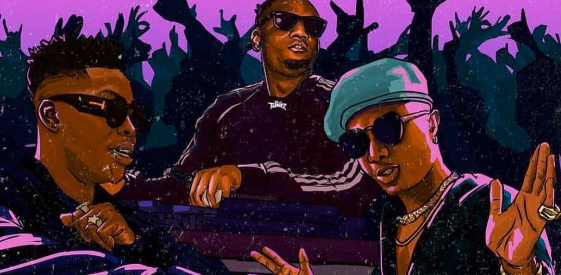 """DJ Tunez's new single, """"Turn Up"""" gives us the Wizkid, Reekado Banks feature we didn't know we needed"""