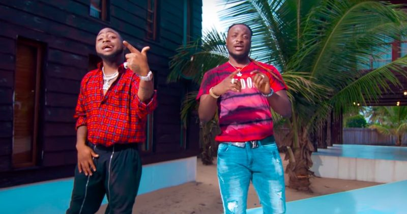 "Fiokee teams up with Davido and Peruzzi for romantic new single, ""Dumebi"" - The Native"