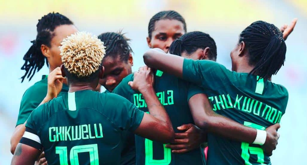 Super Falcons crowned African champions for the ninth time