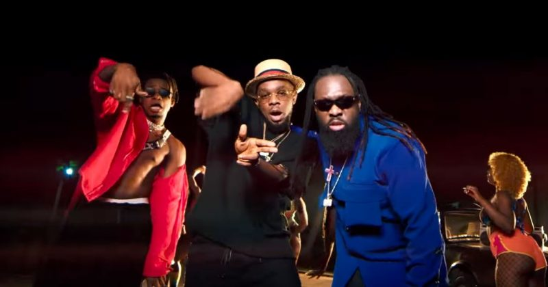 "Listen to Timaya's new single, ""Kom Kom"" featuring King Perryy and Patoranking - The Native"