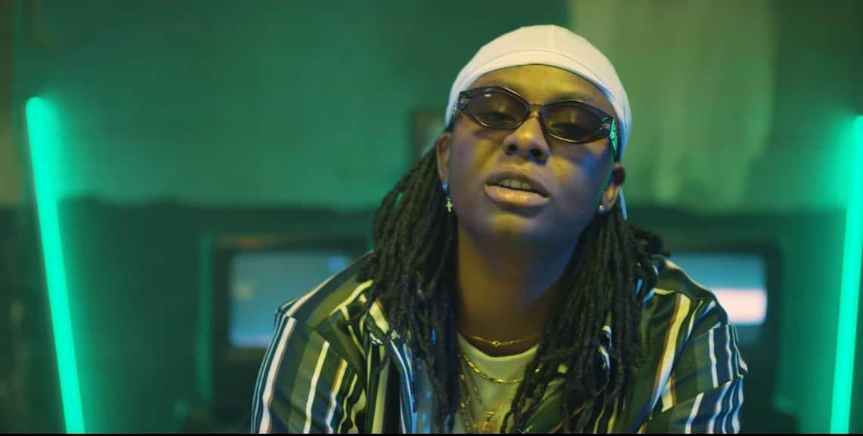 "Hear Rolay Bondo's politically-charged new single, ""Kriminalz"""