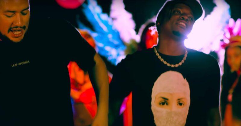 "Watch AKA's music video for ""Jika"" featuring Yanga Chief - The Native"
