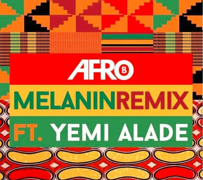 """Hear Afro B collaborate with Yemi Alade for """"Melanin Remix"""""""