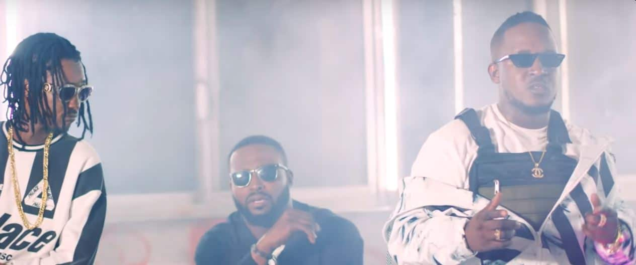 """See M.I and Jesse Jagz assisted """"Blood and Fire"""" music video off DJ Neptune's album"""