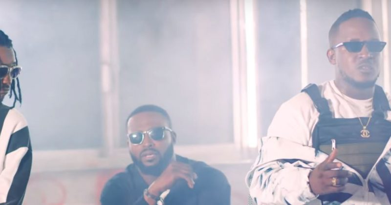 """See M.I and Jesse Jagz assisted """"Blood and Fire"""" music video off DJ Neptune's album - The Native"""